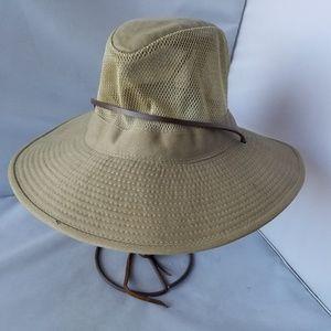 674c638229773 Dorfman Pacific Headwear Beige Safari Hat M